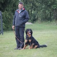 Basti mit Rüdiger