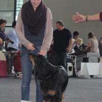 Gladys als BoB mit Lara